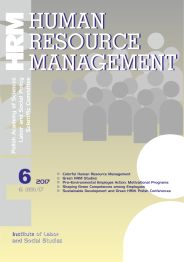 Human Resource Management 6 2017