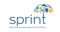 SOCIAL PROTECTION Innovative Investment in Long-Term Care (SPRINT) - logo